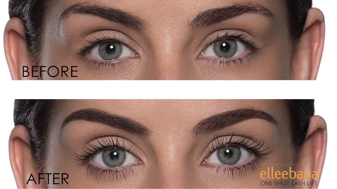 Lash Lift And Tint The Ritz Salon And Spa